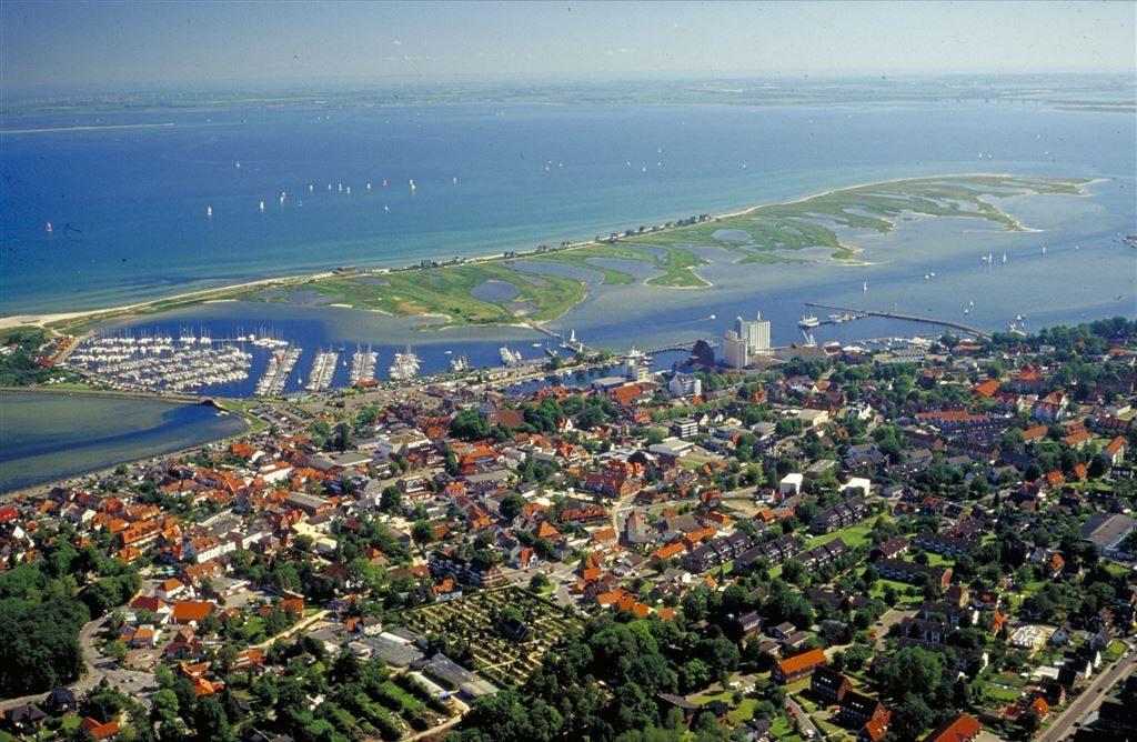 Luftbild Heiligenhafen