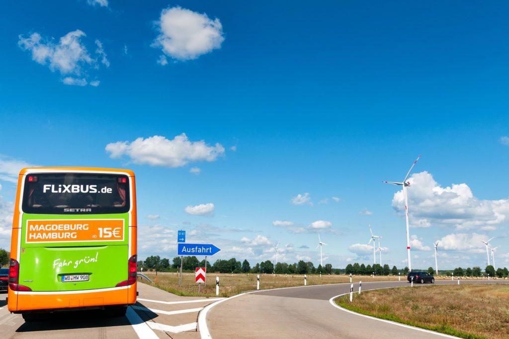 Anreise Heiligenhafen bus