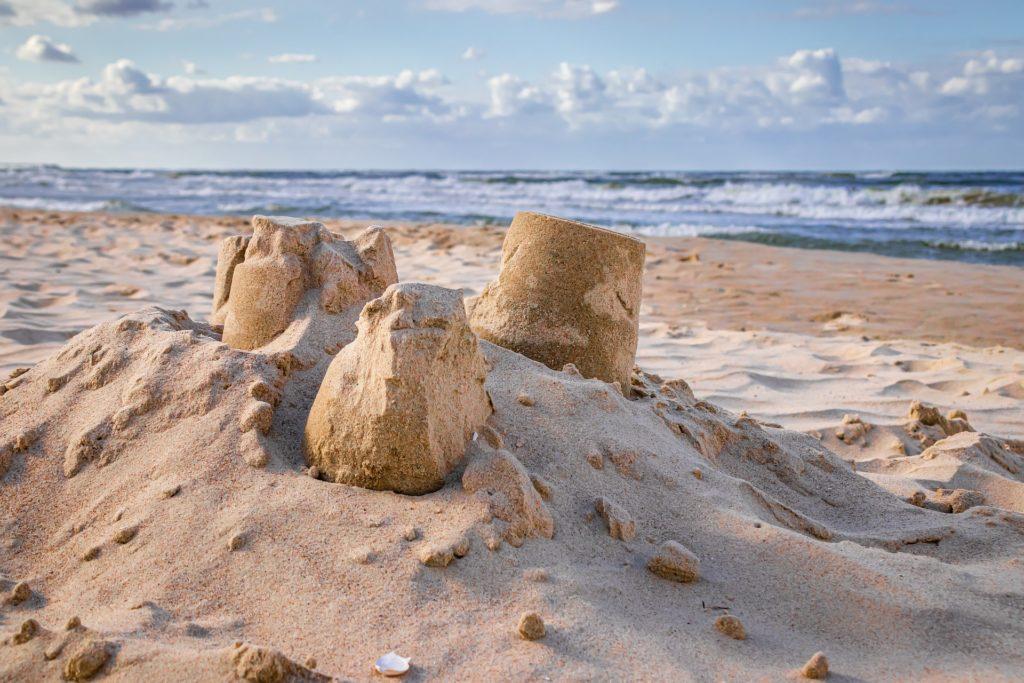 Sandburg Strand
