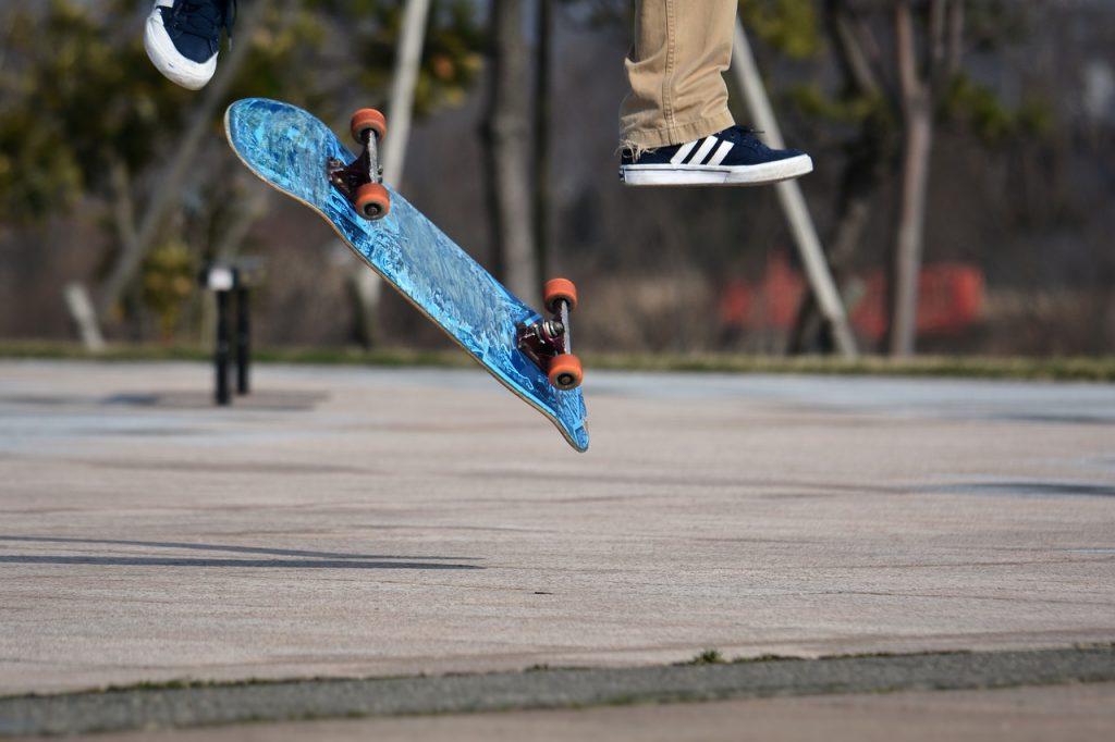 Skateboard Heiligenhafen